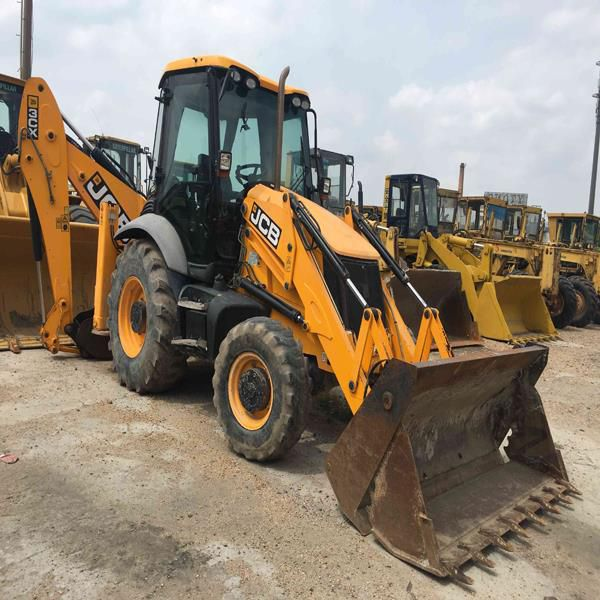 JCB 3XC 4TEC BACKHOW LOADER