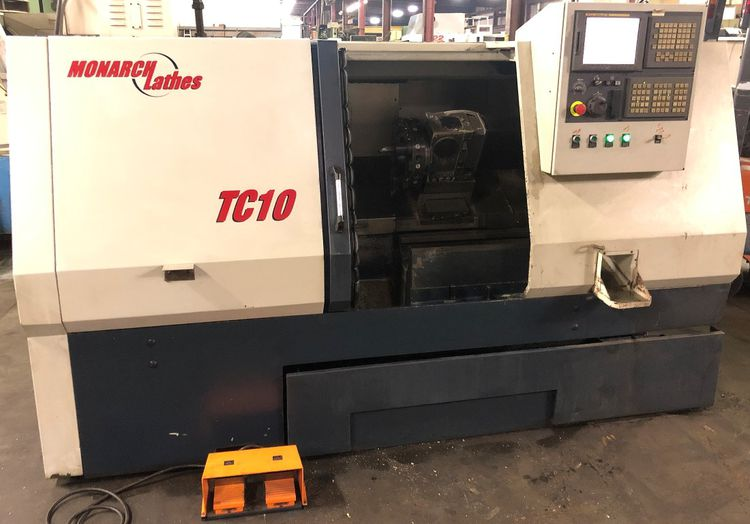 Monarch FANUC: 21I-TB Variable TC10 2 Axis