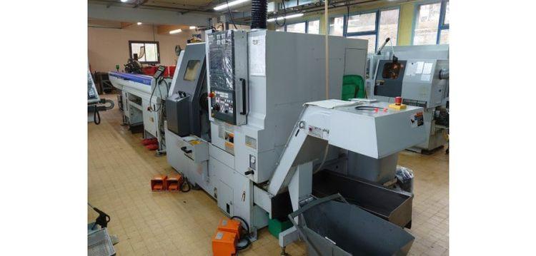 Mori Seiki Mori MSG 806 6000 rpm SL-154SMC 4-Axis