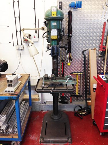 Fobco 7 EIGHT PILLAR DRILL 2650 RPM