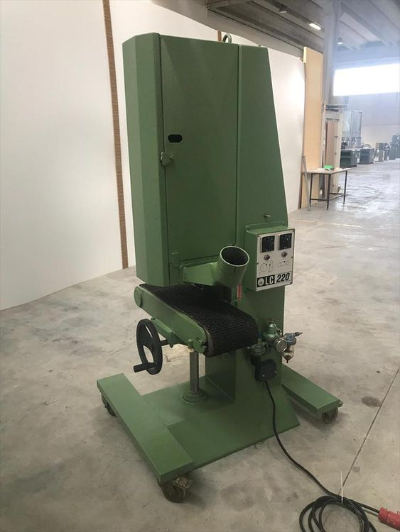 OAC LC220, Contact sander