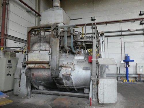 Striko Westofen WHS-T3000/2000 G-EG Melting Furnace