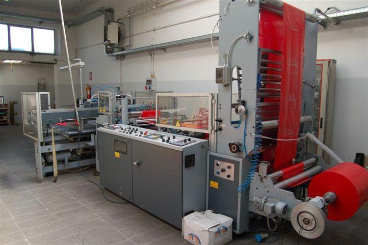 De Bernardi 80 G.SH Bag machine