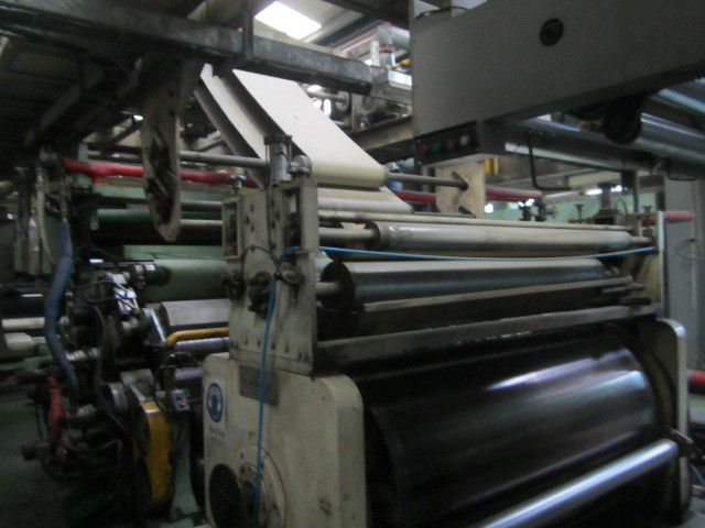 Isowa A, E, BE Flute corrugator 200 m/ mn, REDUCED PRICE 1.850 mm