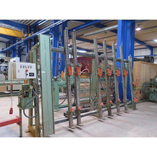 Others HT 35/21, Electro-Hydraulic-Frame press