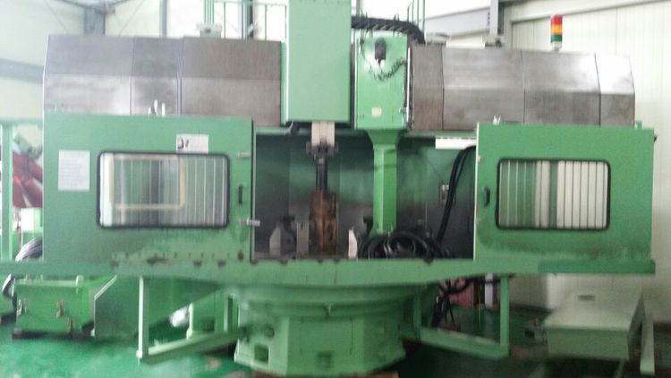 Homma Fanuc-15T rpm TAC-16F  CNC Vertical Turning Lathe