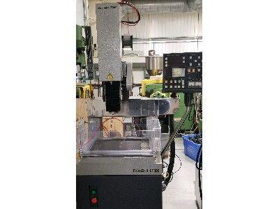 Current CT-300 CNC EDM Hole Driller