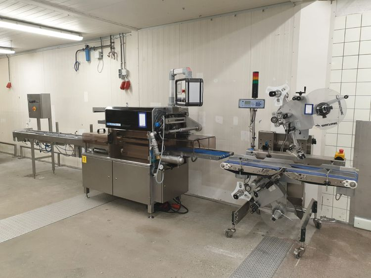 Online auction machinery for the food industry in Brokstedt (DE)