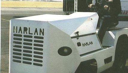 Harlan HTA 50, Tractor