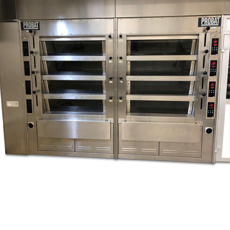 Probat deck oven