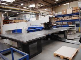 Trumpf TRUMATIC 6000 L CNC laser punching combination machine