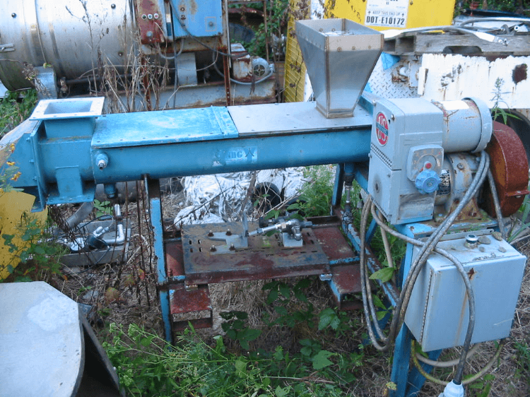 Others Twin Shaft Continuous Mixer/Pug Mill