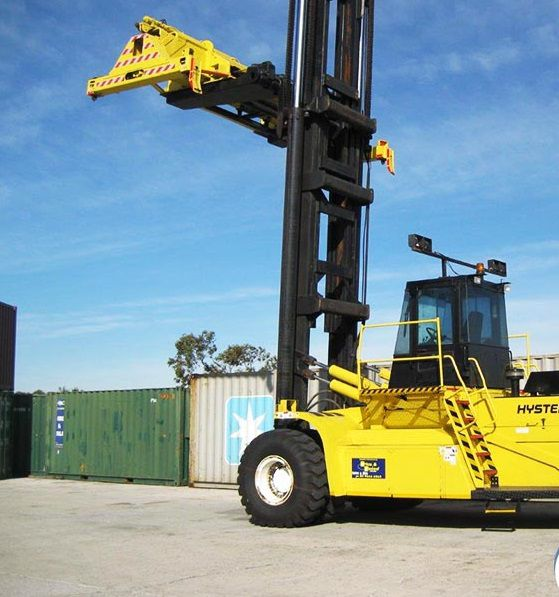 Hyster H48.00C-16CH 40,000kg @ 1,400mm