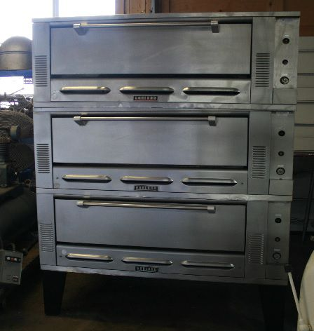 Garland G48P Pizza Oven