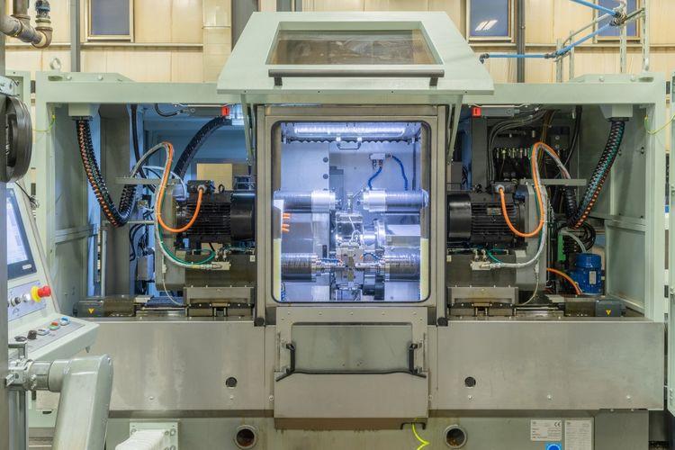 BLM BC80 CNC Cutting & End-Finishing System