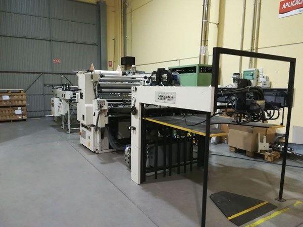 Paperplast Compacta 102 Dry Lamination