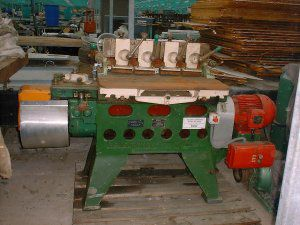 Brookmann 25ADM, Dovetailing Machine