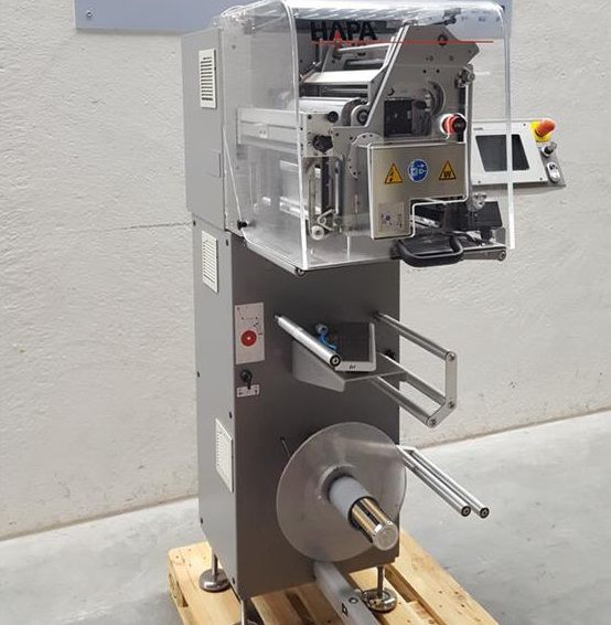 Hapa H-230-S-1C-LR, UV Flexo Printing Unit