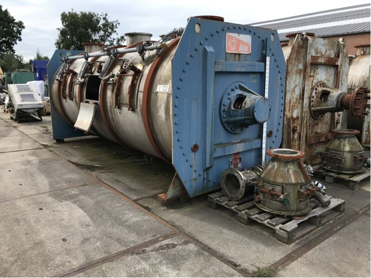 ONLINE AUCTION OF PROCESS EQUIPMENT