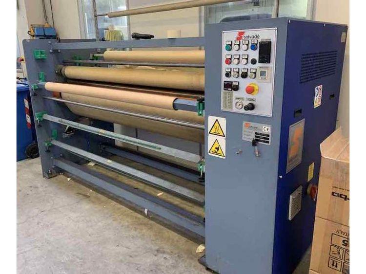 Kmt, Salvade COMBI CPC 220 180 Cm Transfer printing calender