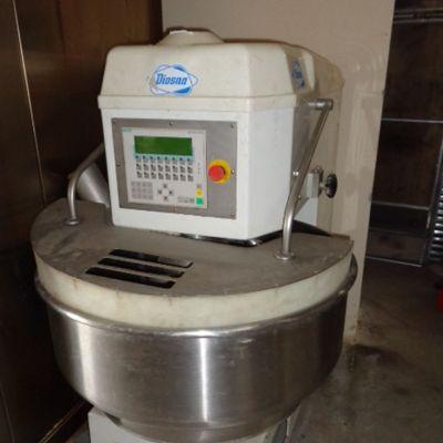 Diosna SPV 120 Mixer