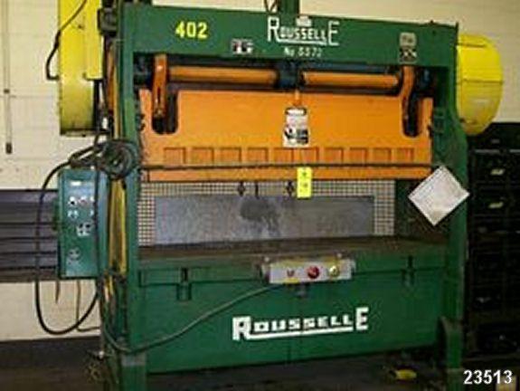 Rousselle 4SS72 40 Ton