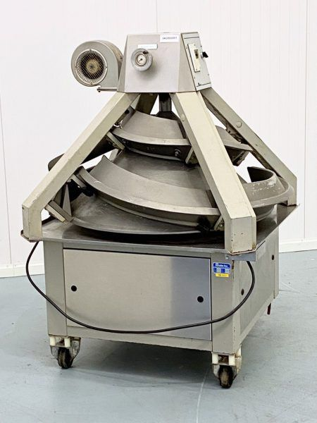 Benier Allround CONICAL ROUNDERS