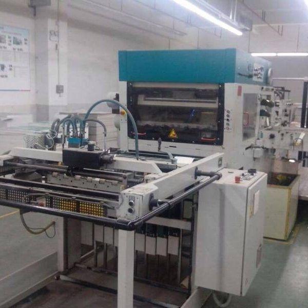 Geitz FSA 870 Compact Hot Foil Stamping Machine