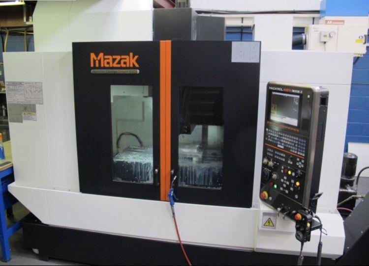 Mazak VCS 530 C 3 Axis