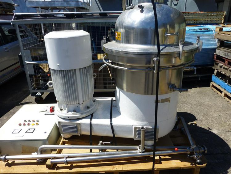 Westfalia SA60-06-177 Second-hand clarifier