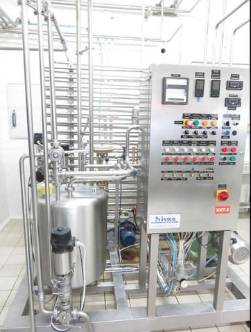 Other DAIRY PASTEURIZING PLANT 1800 L/h