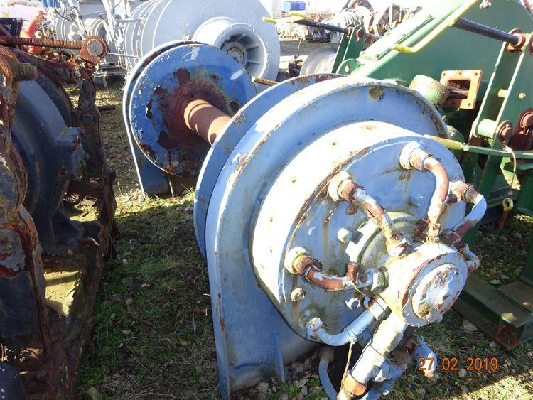Noerlau Noerlau Life line winch High Pressure Winch & Netdrums
