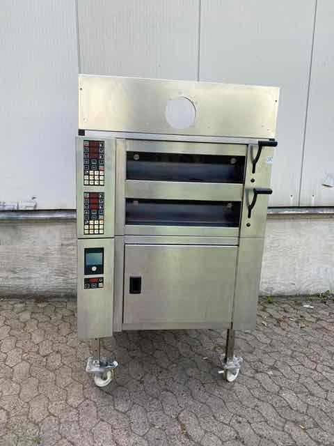 Wachtel Piccolo i-2 Deck Oven