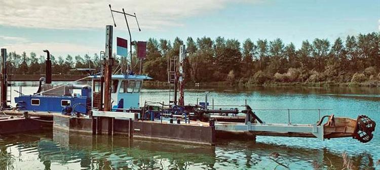 Damen Shipyards 10-inch Swinging Ladder Dredger