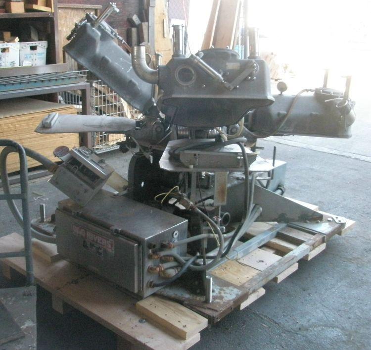 Cryovac 8610 vacuum sealer