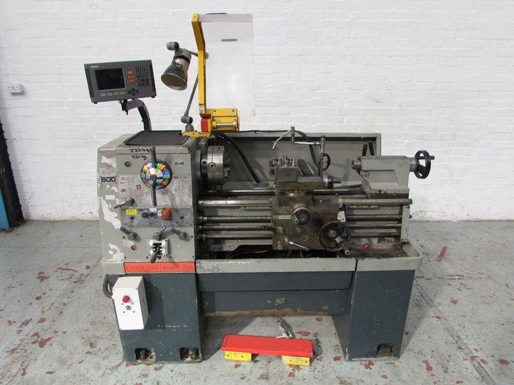 Colchester Engine Lathe 1600 rpm Mascot 1600 432mm x 1016mm Lathe
