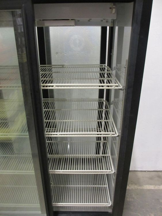 Beverage Air MT17-54 , 2 door Refrigerated glass sliding