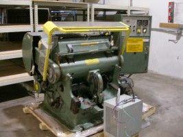 Standard Platen Press