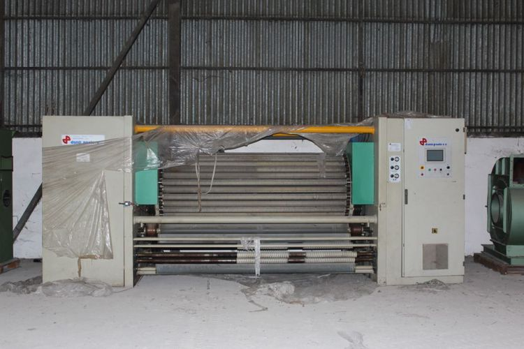 Danti paolo DP9MGL 240 Cm Raising Machine