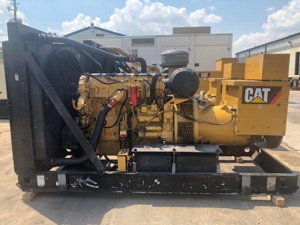 Caterpillar C15 ACERT 455KW Tier 2 Diesel Generator Set 455KW