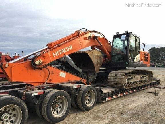 Hitachi ZX210LC-6 Excavator