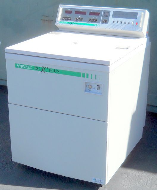 Sorvall RC-3C Plus Refrigerated Floor Model Centrifuge