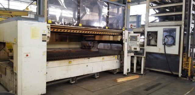 Mitsubishi 3015 LZP Mitsubishi CNC Control