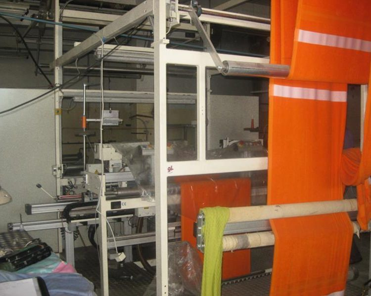 Texpa Hemming line for sponge