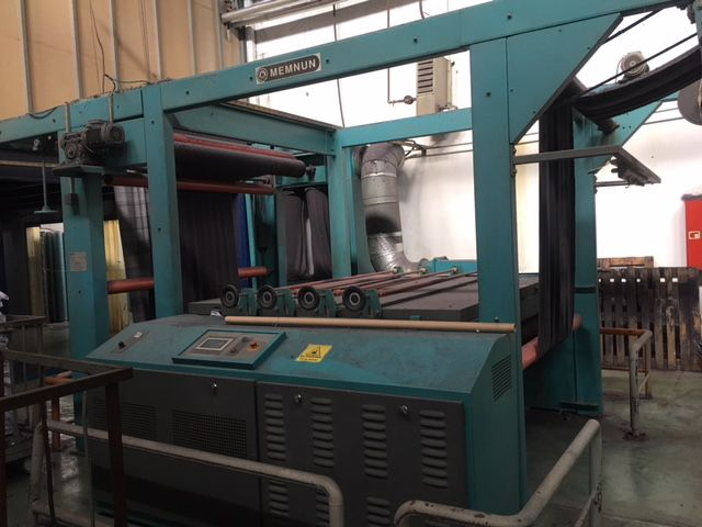 Memnun 200 Cm Sueding machine