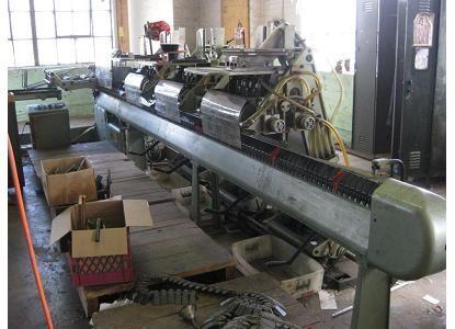 MULLER MARTINI JGV Saddlesticher Machine