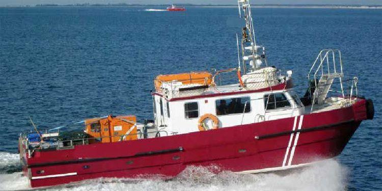 Wind Farm Crew Boat
