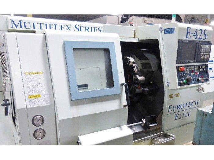 Eurotech semi automatic Variable E42S 2 Axis