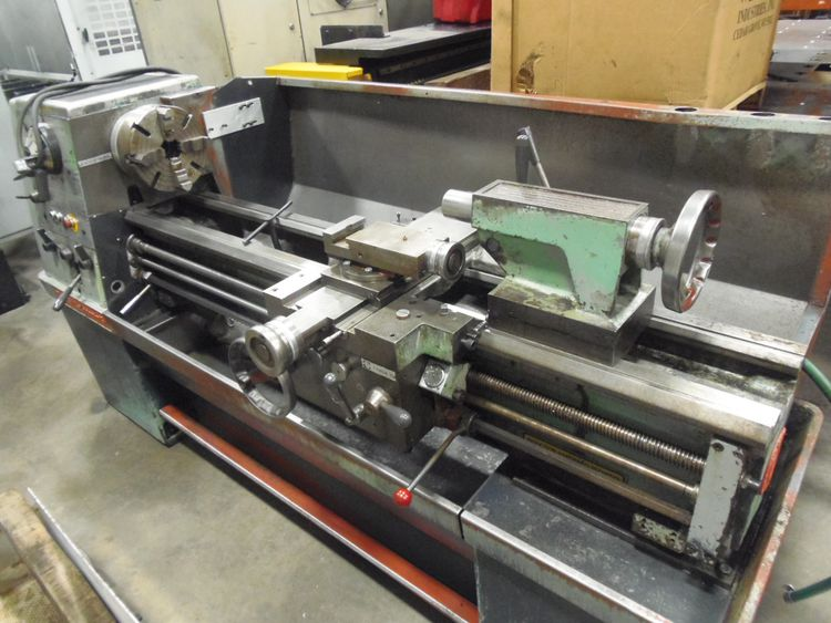 Clausing Engine Lathe 2000 rpm COLCHESTER 15