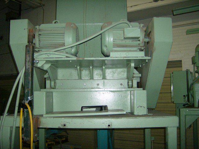 Nelmor TG200, Granulator